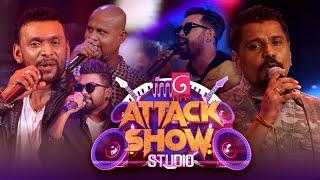 FM Derana Attack Show - Sahara Flash vs FeedBack