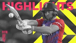 England vs Sri Lanka 2nd T20I Match Highlights